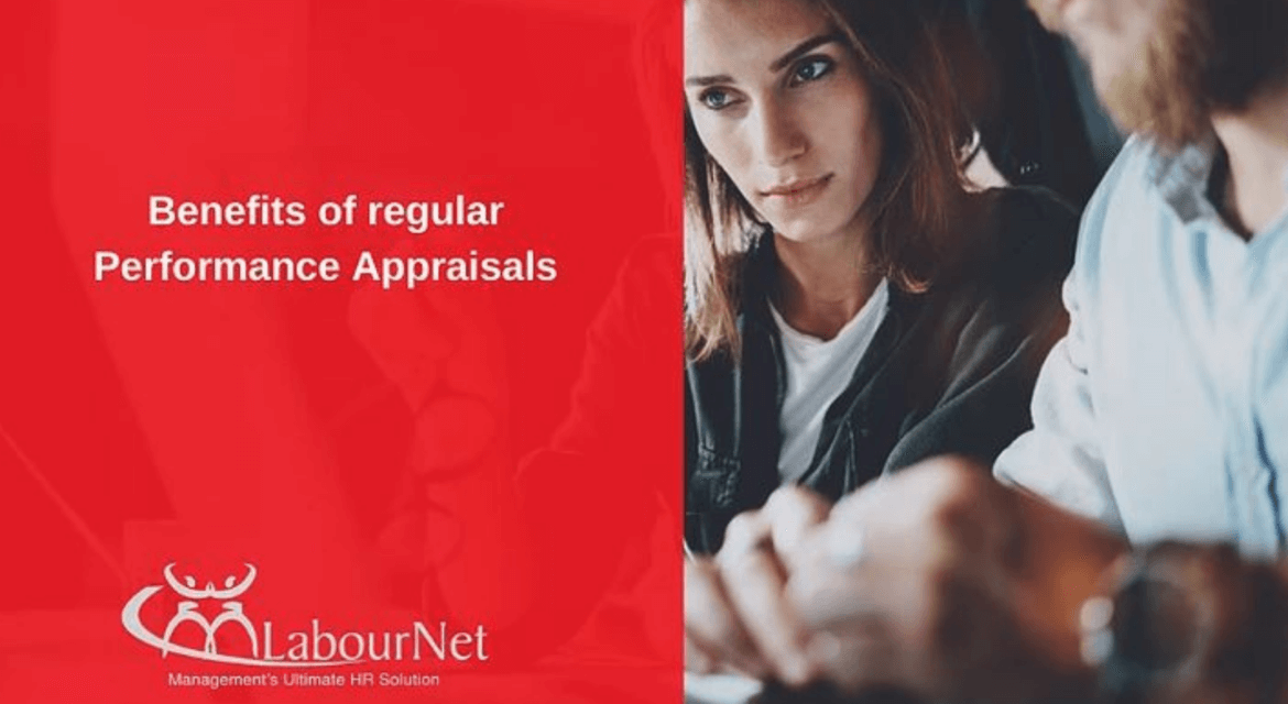 Benefits of regular Performance Appraisals